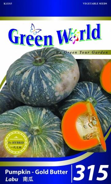 GW315 Pumpkin - Gold Butter1
