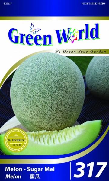GW317 Melon - Sugar Mel1