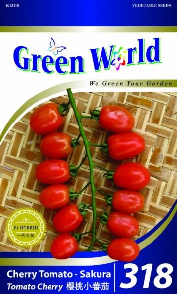 GW318 Cherry Tomato - Sakura1