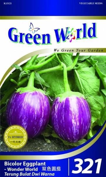 GW321 Bicolor Eggplant - Wonder World1